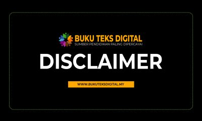 Buku Teks Digital Disclaimer