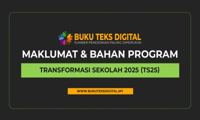 Transformasi Sekolah 2025 Ts25