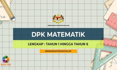 Dpk Matematik Kssr Tahun 1 2 3 4 5 6